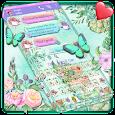 SMS Garden Keyboard Theme icon
