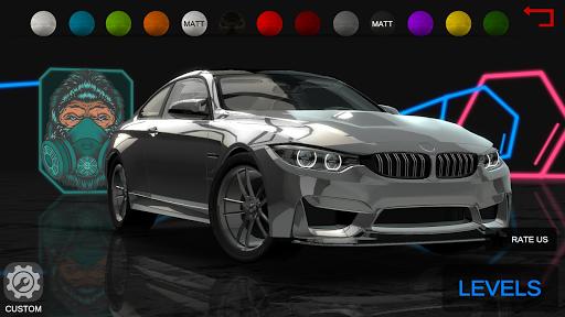 Driving Simulator M4 1.1 screenshots 9