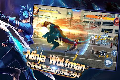 Ninja Warrior Kungfu 2018 - náhled