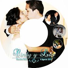 Photo: Diseño Grafico - DVD Nuestra Boda Cindy y Luis