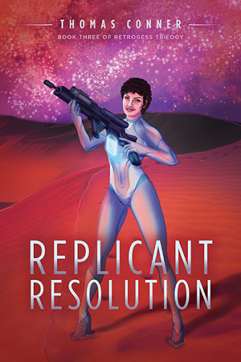 Replicant Resolution cover