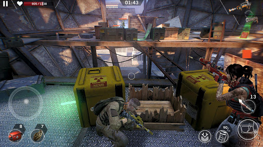 Left to Survive: Zombie Survival PvP Shooting Game 4.1.1 screenshots 19