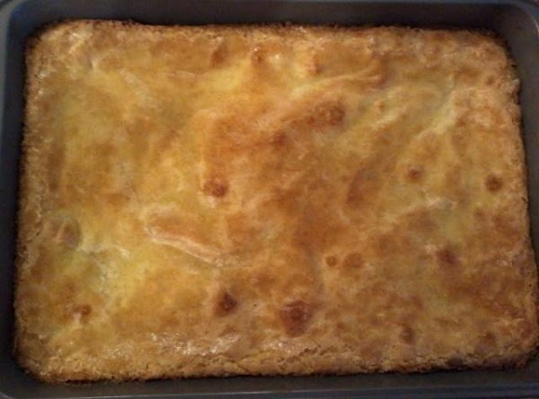 Bake for 45-50 minutes or until the top is golden brown and the center...