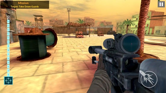 Sniper Shot - Free Shooting Game Screenshot
