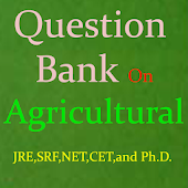 Agriculture Question Bank (JRF, SRF, NET, & Ph.D )