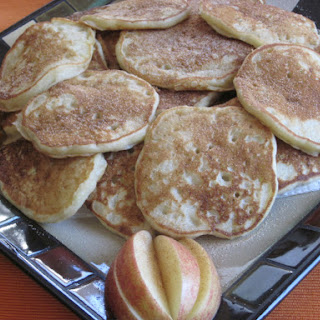 Apple and Buttermilk Pikelets Recipe