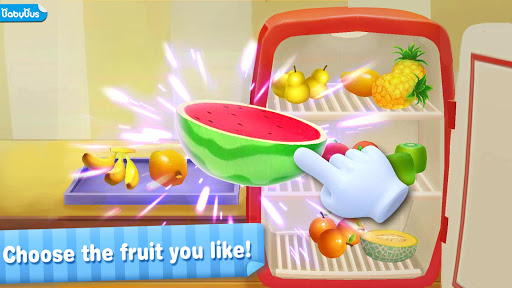 Baby Panda Makes Fruit Salad - Salad Recipe & DIY 8.22.00.01 screenshots 1