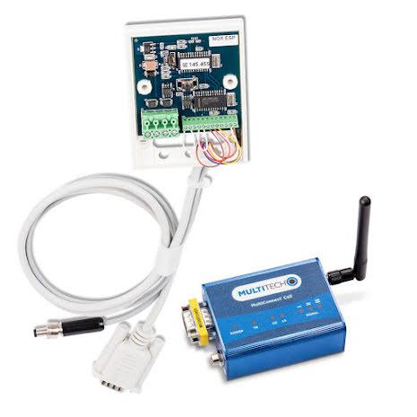 NOX SMS - Sätt med 1st ESP och 1st GPRS modul