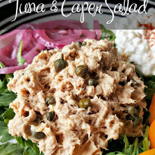 Tuna & Caper Salad - How to Punch Up Your Lunch.