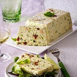 Lachs-Zucchini-Terrine