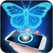 Download Hologram 3D Simulator Prank APK to PC