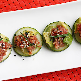 Spicy Tuna With Sriracha Recipes