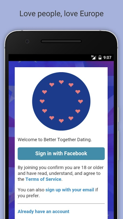 Better Together Dating - Free- screenshot