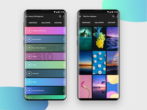 SAMSUNG Galaxy S10 Ringtones screenshot 1