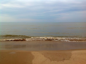 Photo: Lake Michigan from Pere Marquette Park in Muskegon.