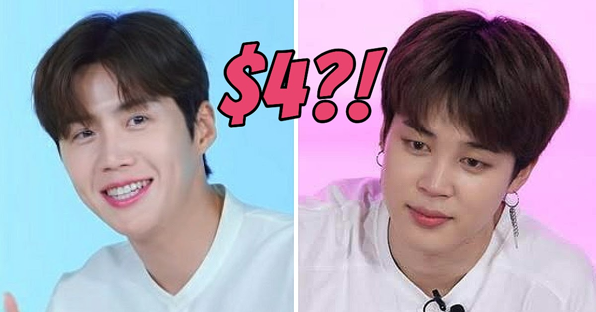 """BTS's Jimin And """"Hometown Cha-Cha-Cha"""" Actor Kim Seon Ho Once Wore The Same $4 Pants, And Made Them Look Runway Ready"""