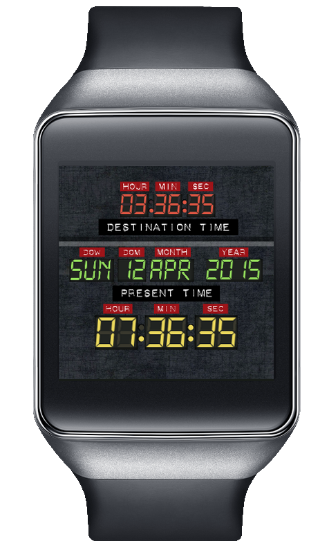 android time machine