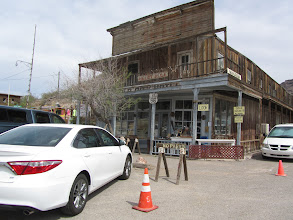 Photo: Beautiful downtown Oatman