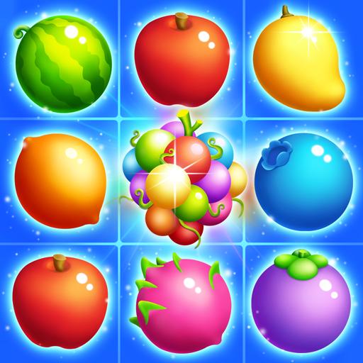 Fruit Crush Deluxe 休閒 LOGO-玩APPs