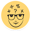 Math Master - Brain Quizzes & Math Puzzles icon