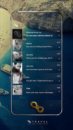 Travel QB Messenger screenshot 14