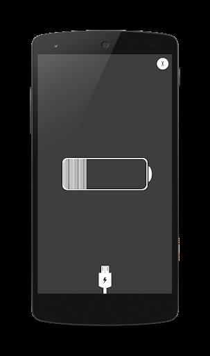 Battery Splash iTheme