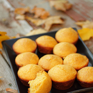 Maple mini Corn bread