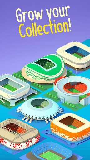 Soccer Clicker Stadium Builder 1.3 screenshots 4
