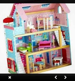 Doll House Barbie Design - náhled
