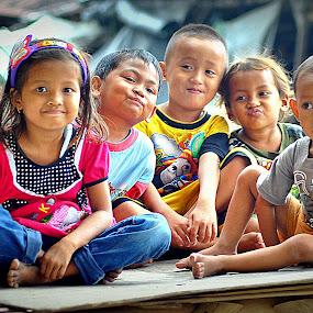 smile  by Arif Setiawan - Babies & Children Children Candids