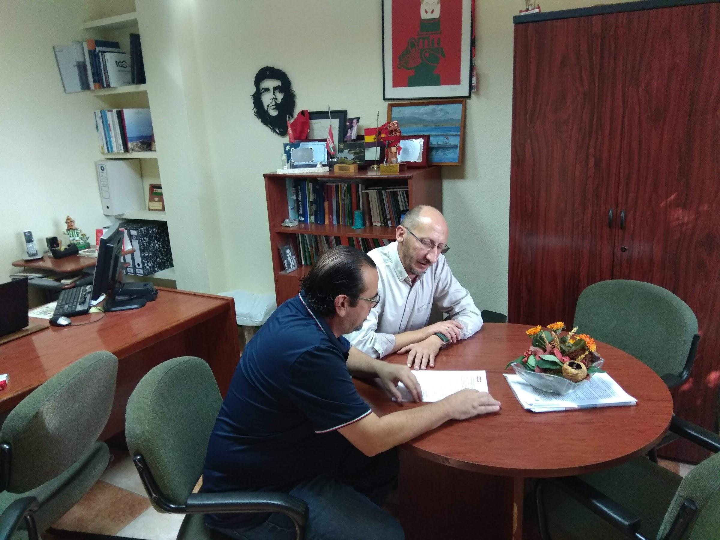 CCOO y UGT demandan un marco negociador para evitar el conflicto en el metal