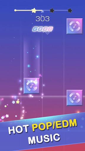 Magic Piano Beat Tiles screenshot 4