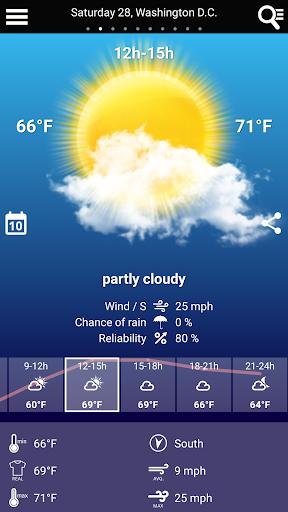 Weather News Pro 1.3.7 screenshots 1