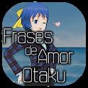 Frases de Amor Otaku icon