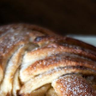 Cinnamon & Honey Twist Bread.