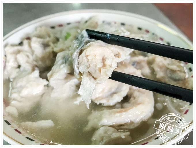 大溝頂虱目魚米粉湯魚肚漿米粉湯