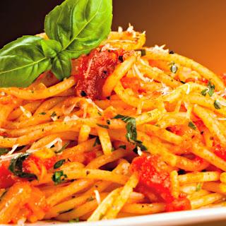 Peek A Boo Pasta Sauce.