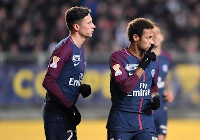 """Neymar a eu un accrochage avec l'un de ses coéquipiers : """"Qui es-tu pour me parler ?"""""""