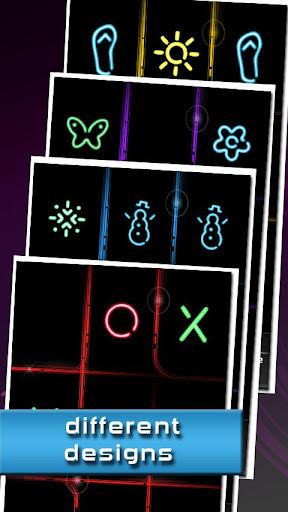Tic Tac Toe Glow  screenshots 2