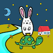 A Little Story - Rabbit&Turtle