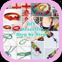 Easy DIY Bracelets Tutorial icon