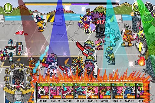 Monster VS Zombie 1.6.9 screenshots 4