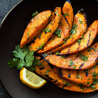 Cooking Sweet Potatoes Grill Recipes