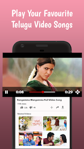Telugu Video Status App Download For Android and iPhone 6