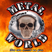 Metal World Web Radio