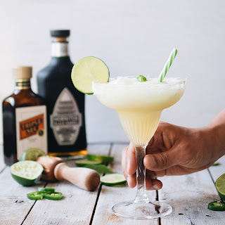 JalapeñO Basil Lime Frozen Margarita Recipe