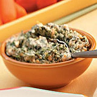 Warm Spinach Dip.