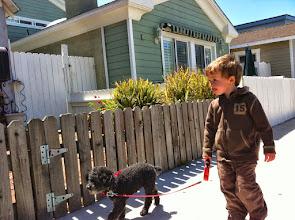 Photo: Finn Walks Tommy