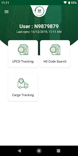 TFP (Trade Facilitation Platform) screenshots 3
