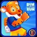 Run My Little Tiger Run icon